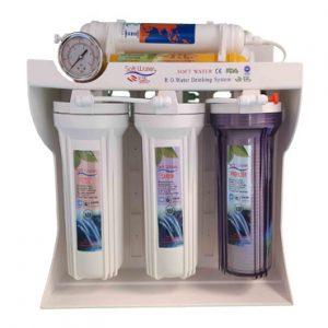 دستگاه تصفیه آب سافت واتر (6 مرحله ای)